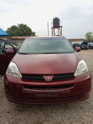 Toyota Sienna 2005 Red | Cars for sale in Abuja (FCT) State, Gwagwalada