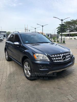 Mercedes-Benz M Class 2010 ML 350 4Matic Gray   Cars for sale in Lagos State, Lekki