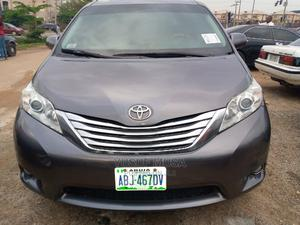 Toyota Sienna 2012 LE 7 Passenger Mobility Gray | Cars for sale in Abuja (FCT) State, Mabushi