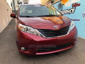 Toyota Sienna 2011 LE 8 Passenger Red | Cars for sale in Lagos State, Ojodu