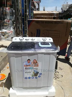 Radof Twin Tub Washing Machine 10kg   Home Appliances for sale in Lagos State, Ojo