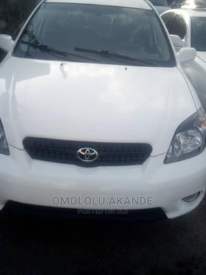 Toyota Matrix 2004 White   Cars for sale in Lagos State, Isolo