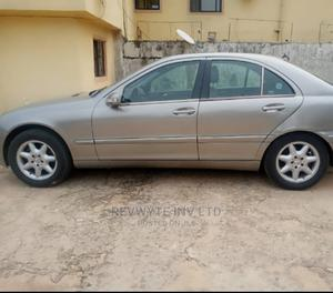 Mercedes-Benz C240 2004 Gray | Cars for sale in Delta State, Oshimili South