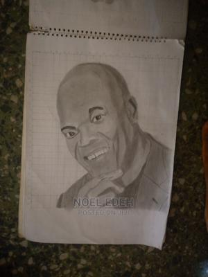 Portrait Drawing   Arts & Crafts for sale in Lagos State, Surulere