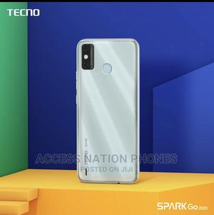 New Tecno Spark Go 2020 32 GB Silver   Mobile Phones for sale in Lagos State, Ikoyi