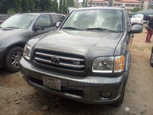 Toyota Sequoia 2003 Gray | Cars for sale in Abuja (FCT) State, Jabi
