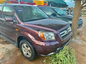 Honda Pilot 2007 EX-L 4x4 (3.5L 6cyl 5A) | Cars for sale in Lagos State, Ifako-Ijaiye