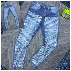 High Quality Designer Dior Jeans Available for U Right Now   Clothing for sale in Lagos State, Lagos Island (Eko)