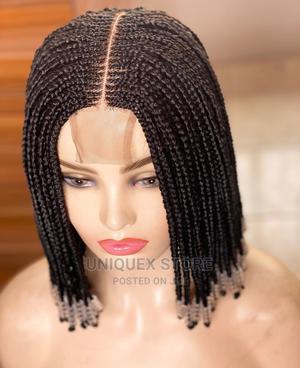 Kim K Closure Short Braid Wig   Hair Beauty for sale in Anambra State, Awka