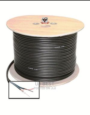 RG-59 305m Coax Cable for Cctv Camera | Security & Surveillance for sale in Lagos State, Ikeja