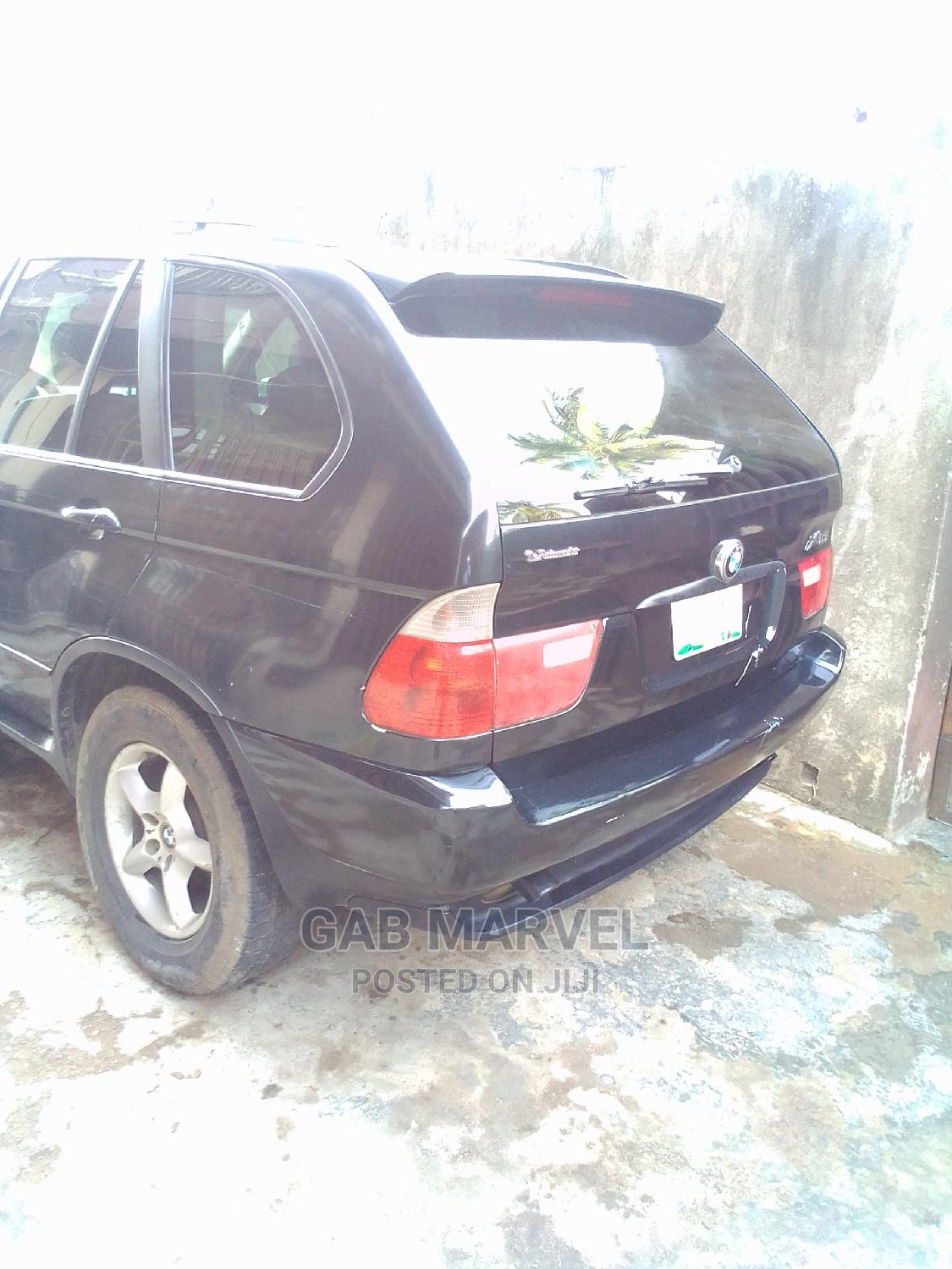 BMW X5 2003 Green   Cars for sale in Alimosho, Lagos State, Nigeria