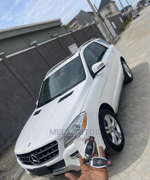 Mercedes-Benz M Class 2012 White | Cars for sale in Lagos State, Yaba
