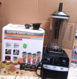 Standard Silver Crest Blender   Kitchen Appliances for sale in Lagos State, Lagos Island (Eko)