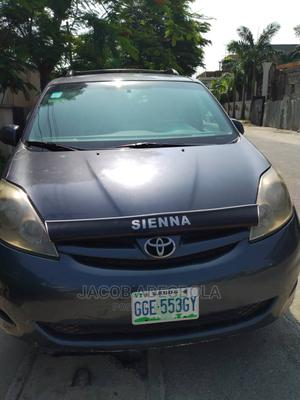 Toyota Sienna 2007 XLE Limited Blue | Cars for sale in Lagos State, Ikoyi
