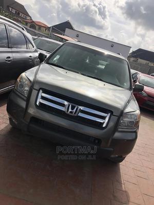 Honda Pilot 2006 Green | Cars for sale in Lagos State, Amuwo-Odofin