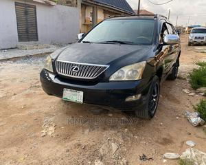 Lexus RX 2005 330 Black | Cars for sale in Lagos State, Isolo