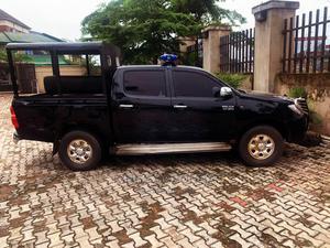 Toyota Hilux 2006 2.0 VVT-i SRX Black | Cars for sale in Anambra State, Awka