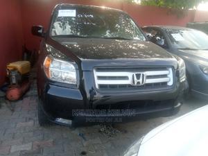 Honda Pilot 2006 EX-L 4x4 (3.5L 6cyl 5A) Black | Cars for sale in Lagos State, Ojodu