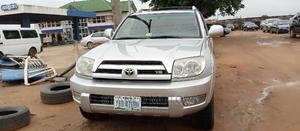 Toyota 4-Runner 2006 Limited 4x4 V8 Silver | Cars for sale in Imo State, Owerri