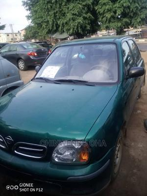 Nissan Micra 2003 Green   Cars for sale in Lagos State, Ipaja