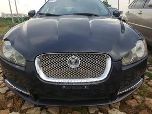 Jaguar XF 2010 Supercharged Black | Cars for sale in Abuja (FCT) State, Jabi