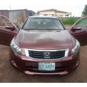 Honda Accord 2008 2.4 EX Automatic Red | Cars for sale in Oyo State, Ibadan