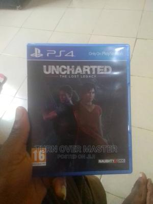 Ps4 Uncharted 4 the Lost Legacy | Video Games for sale in Lagos State, Ikeja