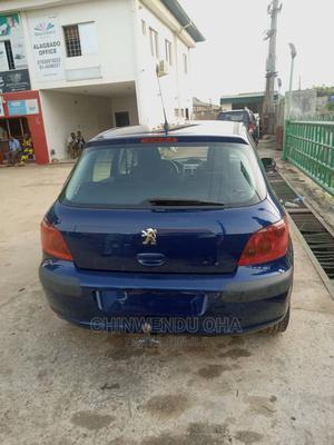 Peugeot 307 2003 Blue | Cars for sale in Lagos State, Ifako-Ijaiye