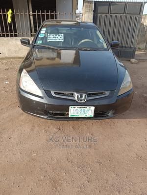 Honda Accord 2005 Black   Cars for sale in Lagos State, Ogba