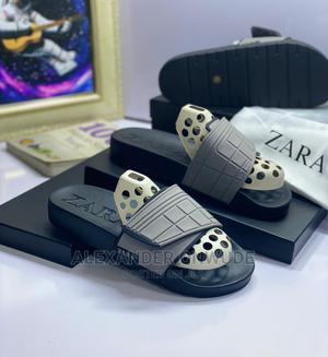 Original Zara Plam Slippers | Shoes for sale in Lagos State, Lagos Island (Eko)