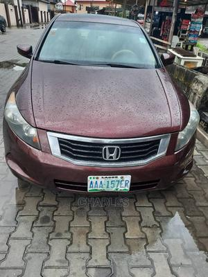 Honda Accord 2008 2.4i VTec Executive Brown | Cars for sale in Delta State, Uvwie