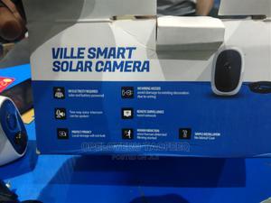Vile Solar Camera | Security & Surveillance for sale in Kwara State, Ilorin West