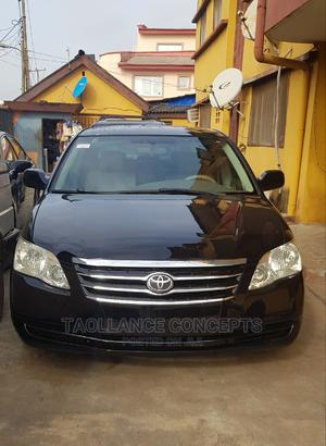 Toyota Avalon 2006 XL Black | Cars for sale in Lagos State, Alimosho