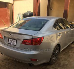 Lexus IS 2008 Silver | Cars for sale in Lagos State, Alimosho