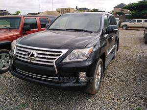 Lexus LX 2015 Black   Cars for sale in Abuja (FCT) State, Galadimawa