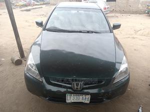 Honda Accord 2005 2.4 Type S Automatic Green | Cars for sale in Kwara State, Asa