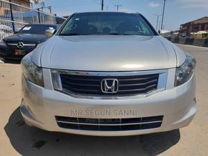 Honda Accord 2008 2.4 EX Automatic Silver | Cars for sale in Lagos State, Isolo