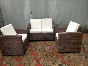 Outdoor SOFA by 4 With Table | Furniture for sale in Lagos State, Lekki