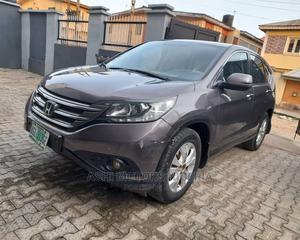 Honda CR-V 2013 Gray | Cars for sale in Lagos State, Ogba