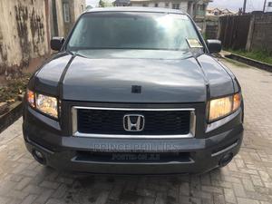 Honda Ridgeline 2007 Gray | Cars for sale in Lagos State, Ajah