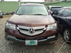 Acura MDX 2008 SUV 4dr AWD (3.7 6cyl 5A) | Cars for sale in Lagos State, Ifako-Ijaiye