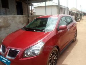 Pontiac Vibe 2010 Red   Cars for sale in Abuja (FCT) State, Lugbe District