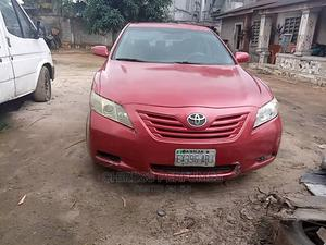 Toyota Camry 2008 Red | Cars for sale in Rivers State, Obio-Akpor