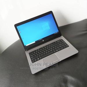 Laptop HP ProBook 640 G1 8GB Intel Core I5 HDD 500GB   Laptops & Computers for sale in Lagos State, Oshodi