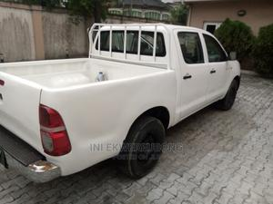 Toyota Hilux 2007 2.0 VVT-i White | Cars for sale in Rivers State, Port-Harcourt