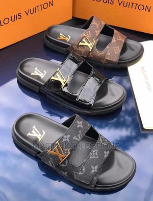 Louis Vuitton Leather Palms   Shoes for sale in Lagos State, Lagos Island (Eko)