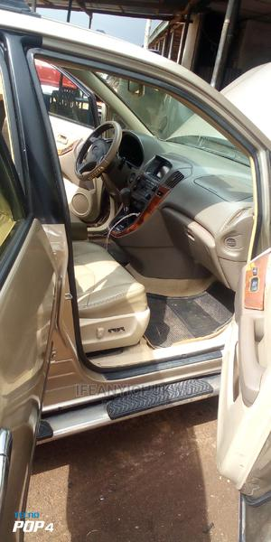 Lexus RX 2000 300 4WD Gold | Cars for sale in Imo State, Owerri