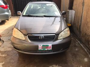 Toyota Corolla 2006 LE Gray | Cars for sale in Lagos State, Ikorodu