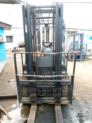 Clean 3 Tons Doosan Forklift   Heavy Equipment for sale in Lagos State, Ilupeju
