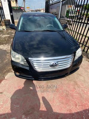 Toyota Avalon 2007 Black | Cars for sale in Lagos State, Amuwo-Odofin